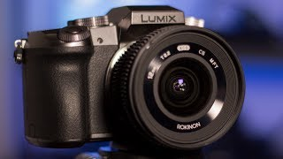 The BEST Budget 4K Camera 500 STEAL - Panasonic Lumix DMC-G7 Review G7 Review