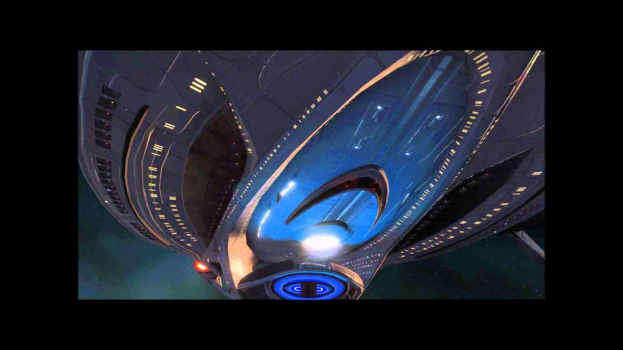 Star Trek Online Odyssey Class Star Cruiser Reveal Youtube