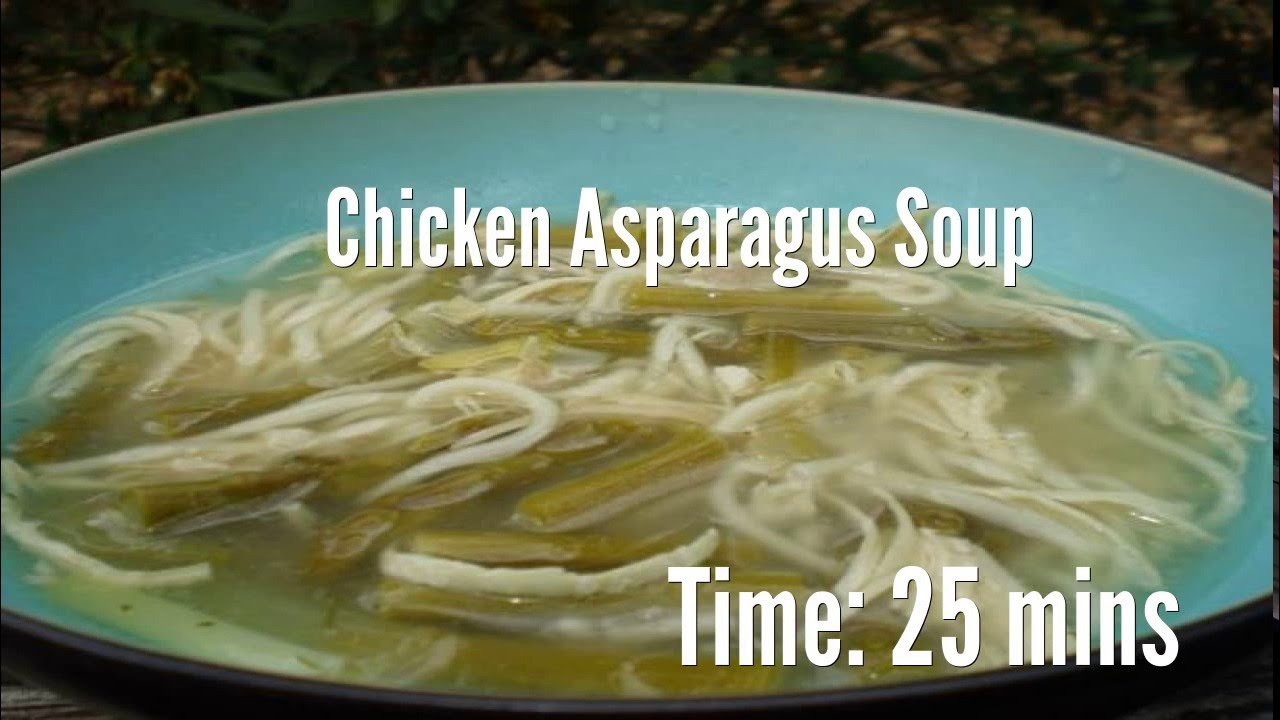 how to cook chinese chicken soup