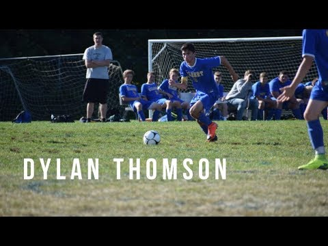 DYLAN THOMSONCLASS OF 2018SOCCER RECRUITING VIDEO