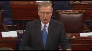 Senator McConnell on Earmarks: The People Have Spoken—I