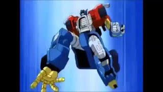 Transformers Armada | TRANSFORM AND COMBINE!