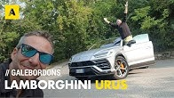 Lamborghini Urus | Mamma mia. E basta.