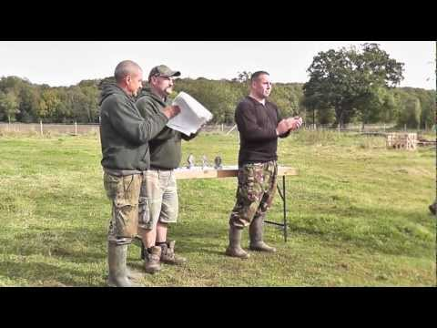 The Hunting Life Forum October Charity Air Rifle Meet.