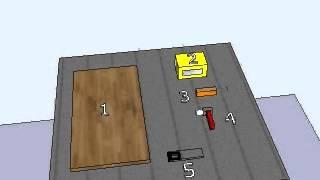 Herramientas y materiales a usar para construccion de proyecto OTIS