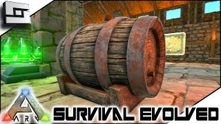 ARK: Survival Evolved - BEER BARRELS! S3E76 ( Gameplay )