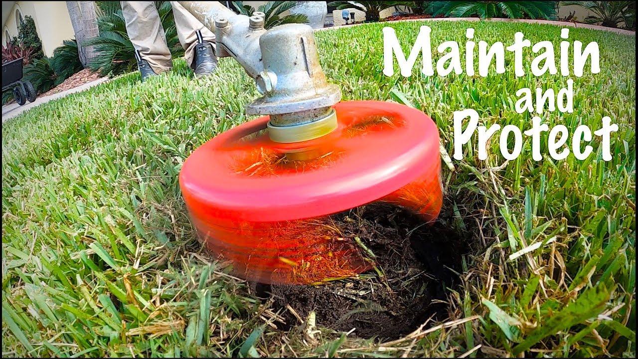 Lawn Sprinkler Head Maintenance You