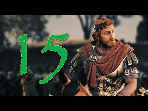 TETRICUS- Empire Divided - Total War: ROME 2 - #15 | Alexandria besieged!