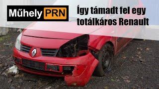 MűhelyPRN 1.: Így támadt fel a totálkáros Renault