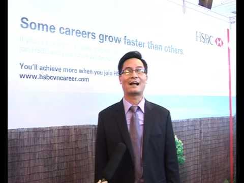 Career Builder Day 2013 - Phỏng Vấn Ngân Hàng HSBC