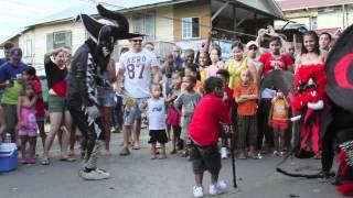 Carnival Bocas del toro, Panama 2012
