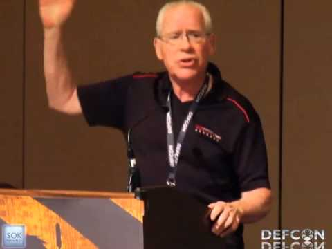 DEF CON 19 - Richard Thieme - Staring Into The Abyss