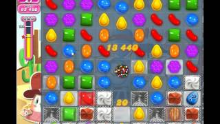 Candy Crush Saga Level 447 No Booster