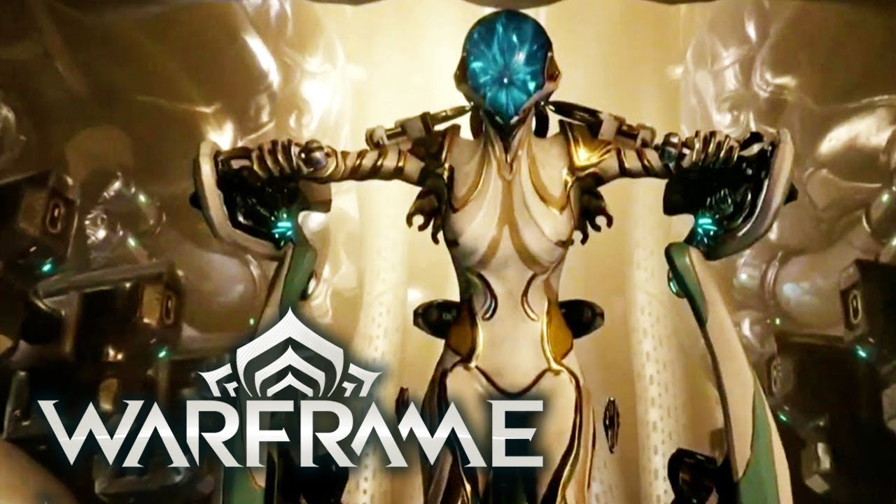 Digital Extremes Releases Warframe: Empyrean New Intro Cinematic