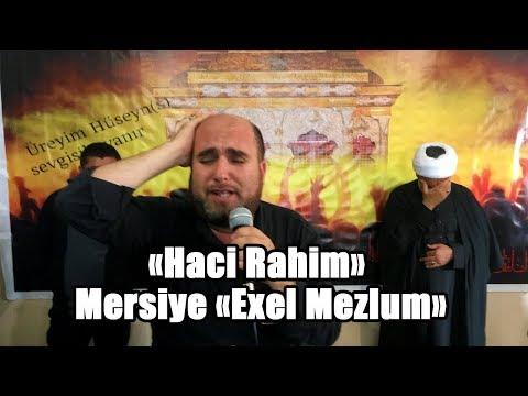 Rahim Derviş, mərsiyyə