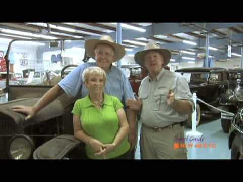 Travel Guide New Mexico tm,  J and R Vintage Auto Museum, Rio Rancho New Mexico