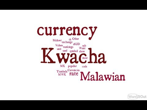 Malawian Currency - Kwacha