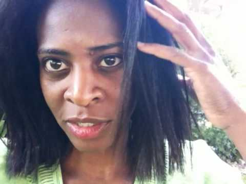 How To Get Fast Growth Long Strong Coarse Thick Natural Straightened 4a/4b Hair No Brittle Ends