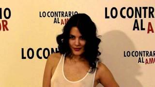 Adriana Ugarte presenta LO CONTRARIO AL AMOR