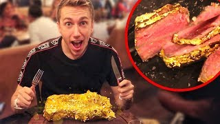 VEGETARIAN TRIES MEAT FOR FIRST TIME