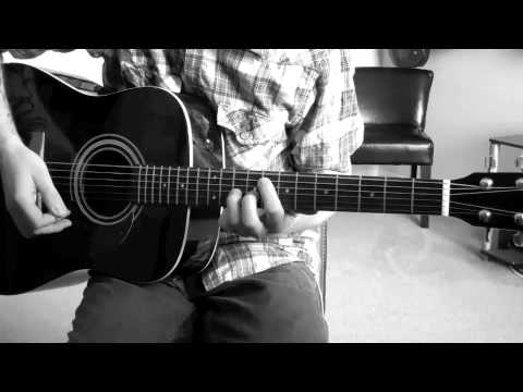 Deftones - Change (In the House of Flies) [Acoustic] (guitar cover)