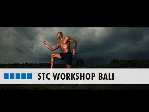 STC Workshop Bali 2017 // Hensel Porty L 1200 on Location