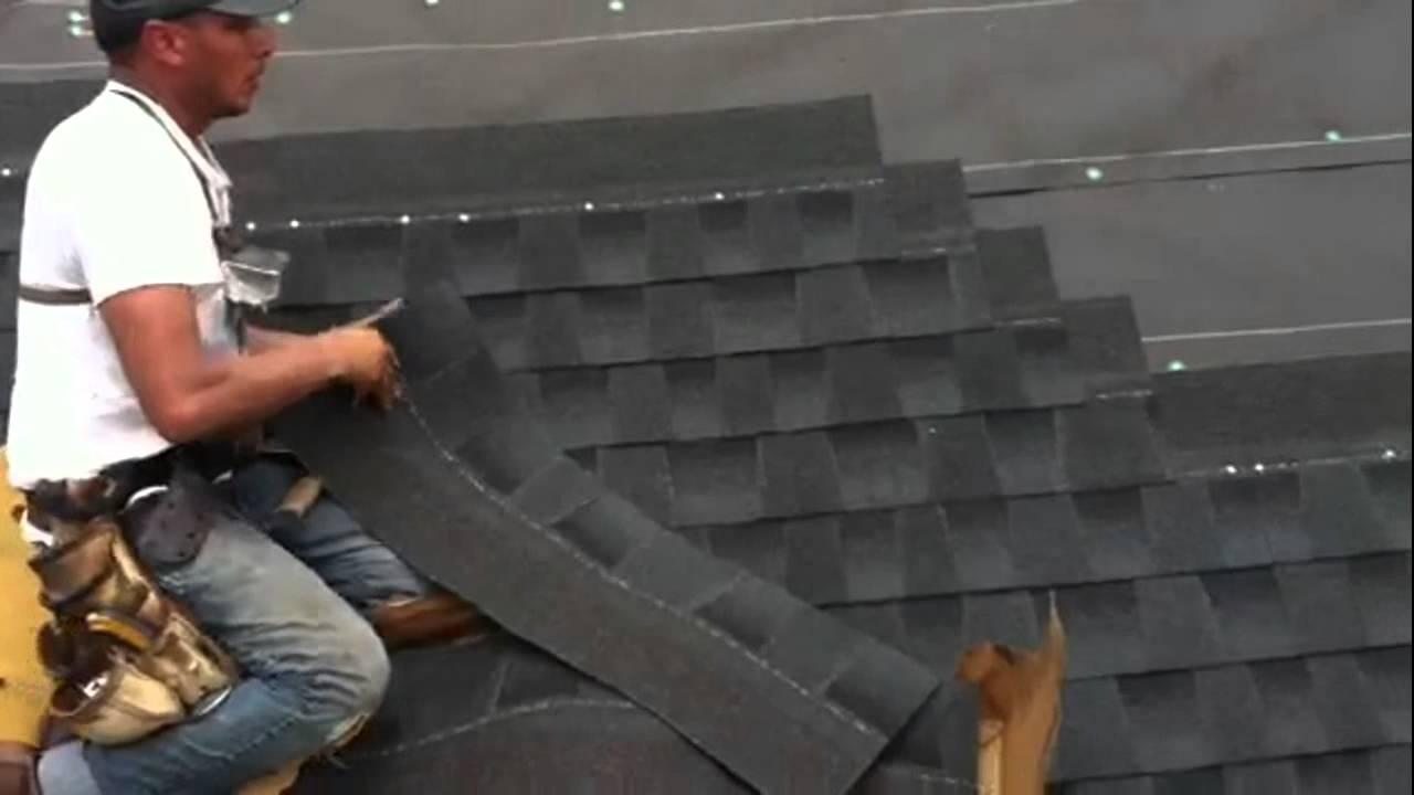 Roofing Katy Tx Hand Nail 6 Nails Per Shingle Texan Roofing Www Texanroofinginc Com Youtube