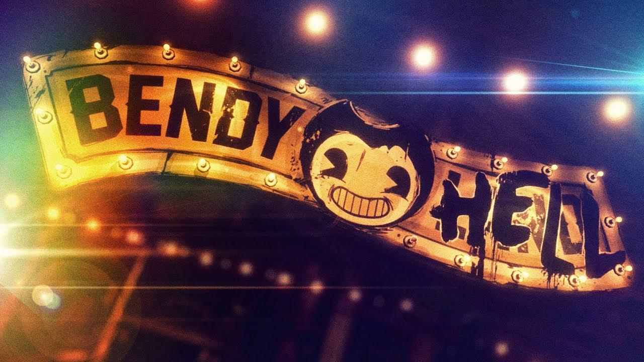 Bendy and the Ink Machine #5 (Rozdział 4 - Część 1)