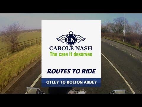 Routes to Ride: Otley - Bolton Abbey