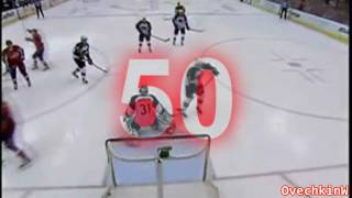 Alex Ovechkin 43-50 Goals [2009/2010]