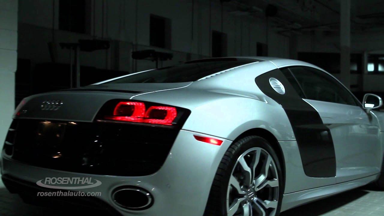 Rosenthal: Audi R8 V10 Reel