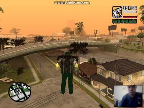 Šifre za GTA San Andreas (prvi put snimam sa facecam)
