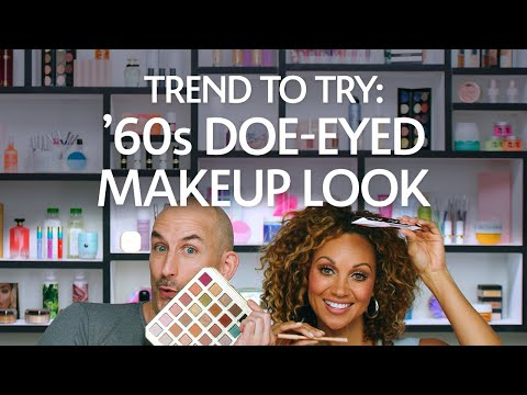 Trend to Try: '60s Doe-Eyed Makeup | Sephora thumbnail