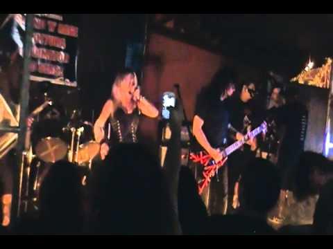 NO SENSE - Terror / Industrial Death - Live At Headbanger's Attack Fest - Brasília/DF 7