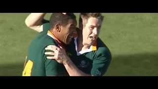 Guinness Rugby - Ashwin Willemse 2015 Advert