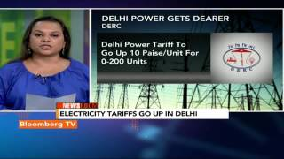 Newsroom- Electricity Tariffs Go Up In Delhi