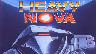 The WORST Videogame Ever Made: Heavy Nova Review