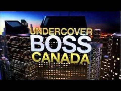 Undercover Boss Canada S04E01 Food Banks Canada