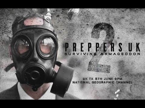 Preppers UK 2 Full Uk Documentary 2013 HD