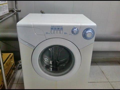 Замена подшипника в стиральной машине Канди, Candy