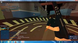 Roblox - Modded Phantom Force - Gameplay #1
