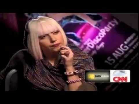 Exclusive ARTPOP interview with Lady Gaga