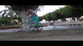 """Downhill """"Un Dia de lluvia"""" San gabriel jalisco"""