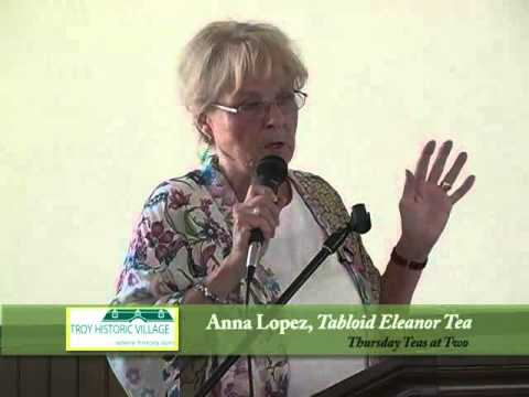 Lecture - Tabloid Eleanor Tea