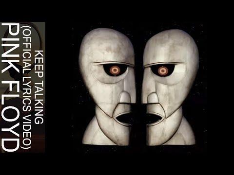 Pink Floyd - Keep Talking (Official Lyrics Video)