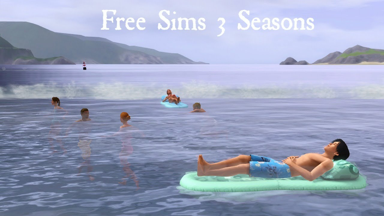 Overview The Sims 3 Mac: