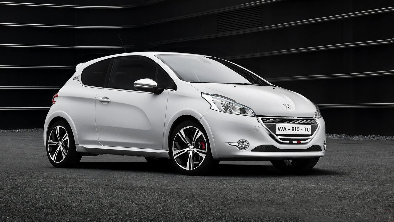 2014 peugeot 208 gti exterior and interior photos - youtube