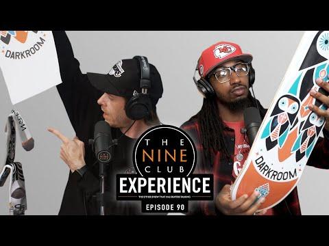 Nine Club EXPERIENCE #90 - Chase Webb, Louie Lopez, Chris Joslin