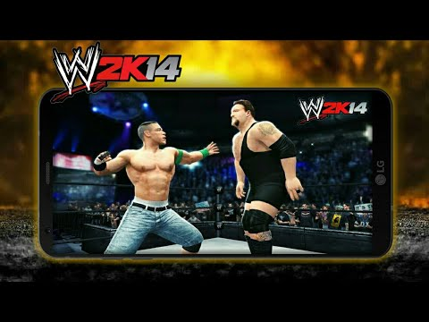How To Download And Play WWE 2k14  (wwe2k14) In Any Android Mobile Phone/device
