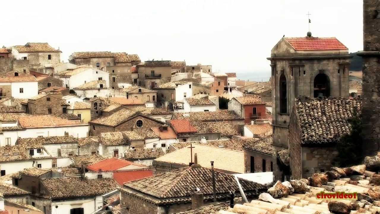 Bovino,uno dei più belli d'Italia [HD] YouTube